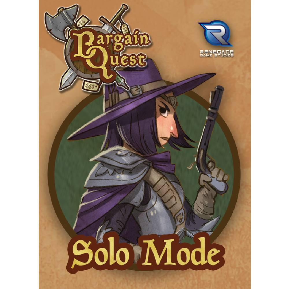 Expansiune Bargain Quest Solo Mode