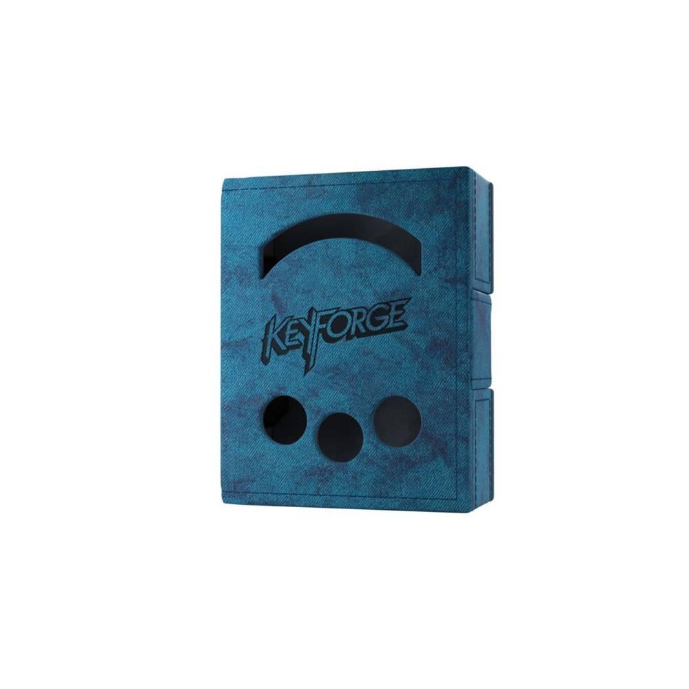 Deck Book Keyforge Albastru