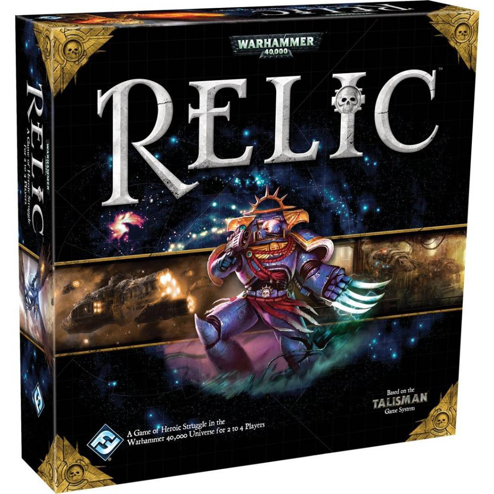 Joc Relic Warhammer 40,000