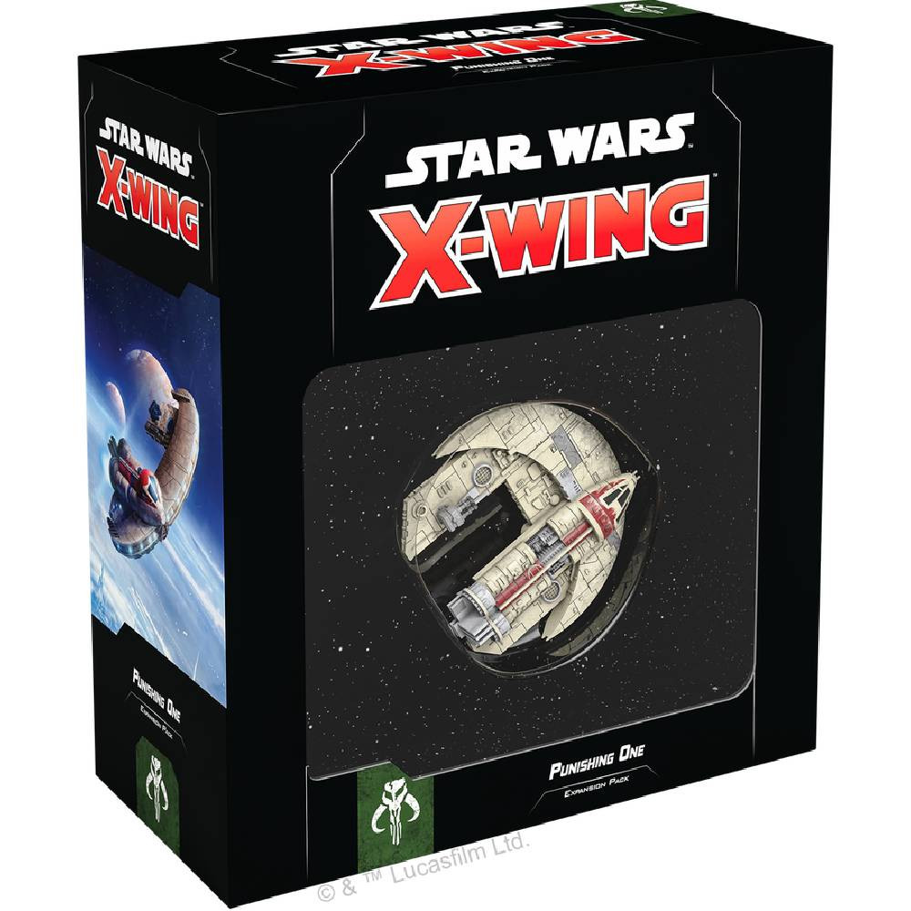 Expansiune Star Wars X-Wing Punishing One