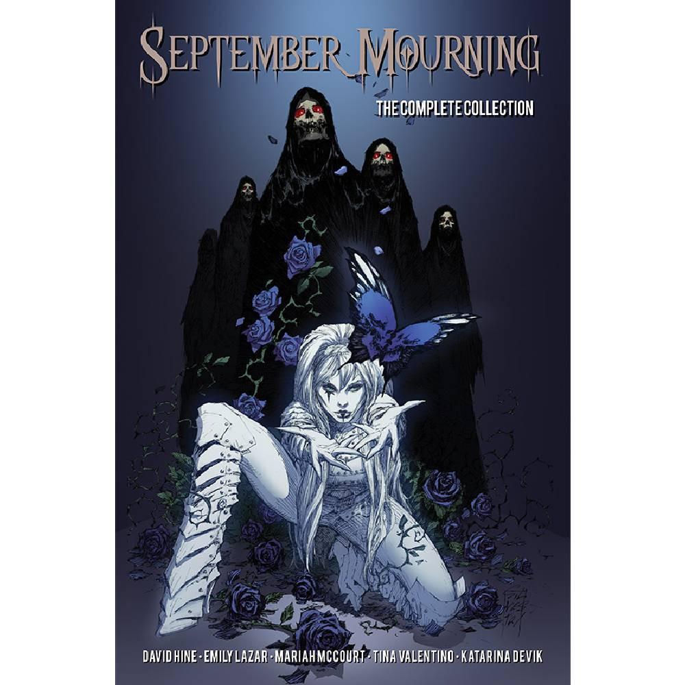 September Mourning Comp TP Vol 01