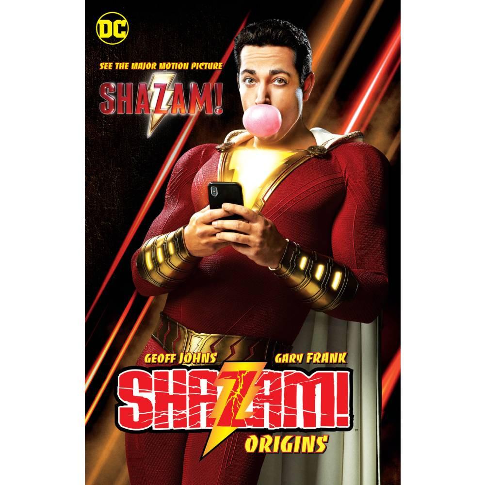 Shazam Origins TP New Edition imagine