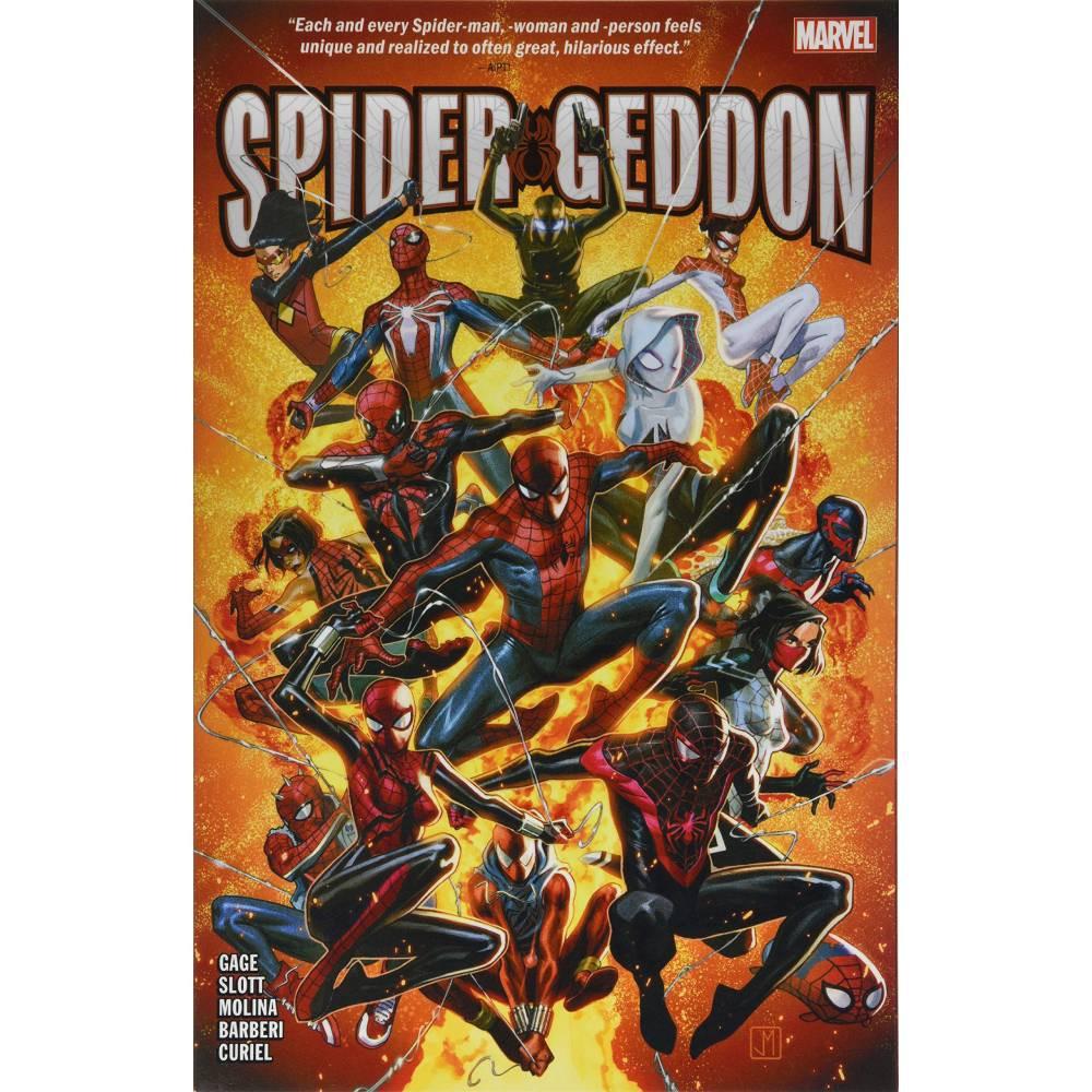 Spider-Geddon TP