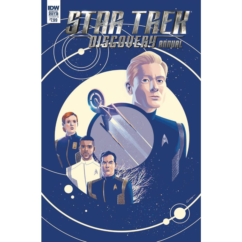 Star Trek Discovery Annual 2018