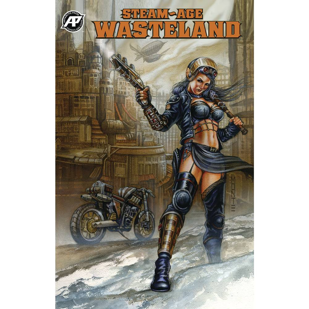 Steam-Age Wasteland One-Shot