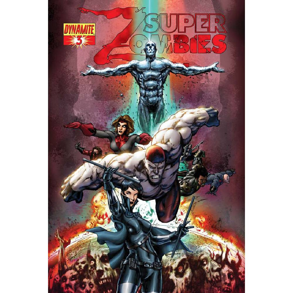 Super Zombies HC Oversized