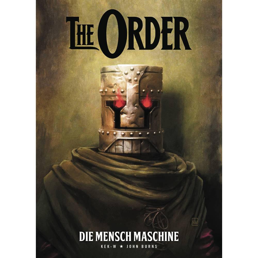 The Order Die Mensch Maschine TP