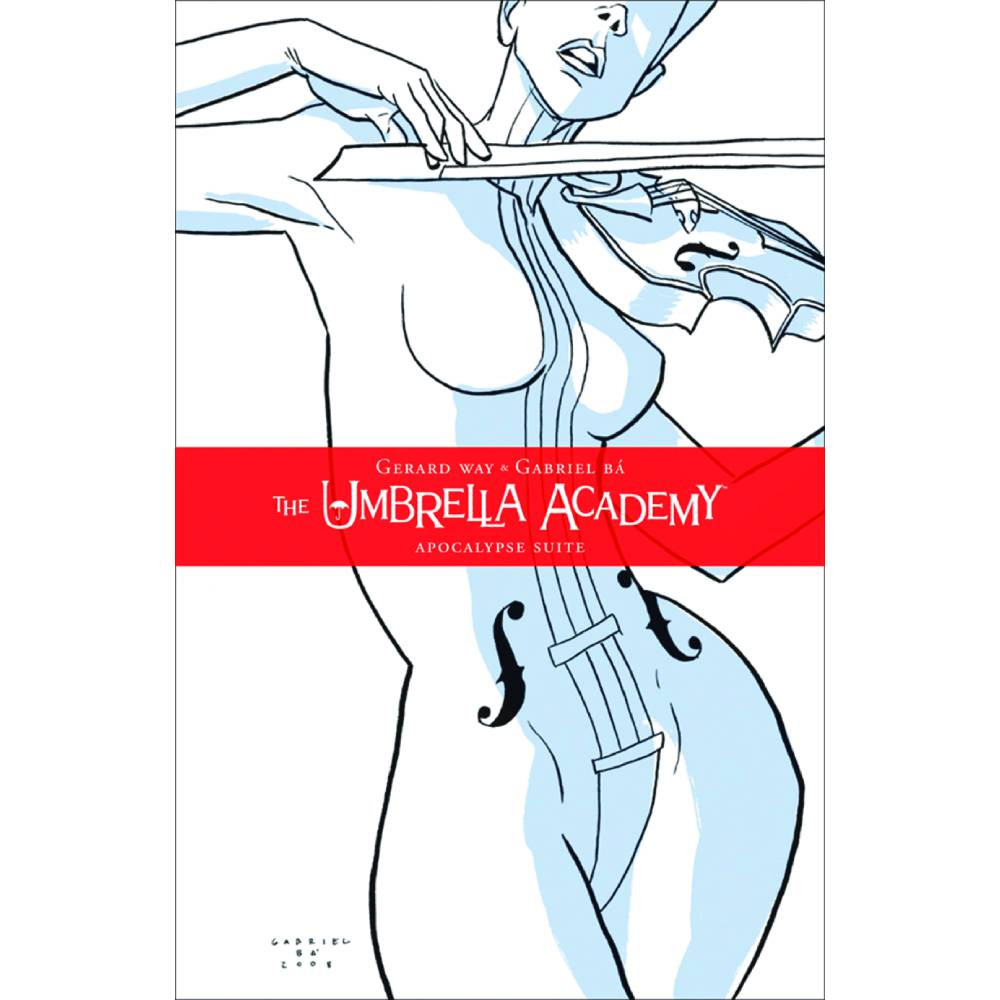 Umbrella Academy TP Vol 01 Apocalypse Suite