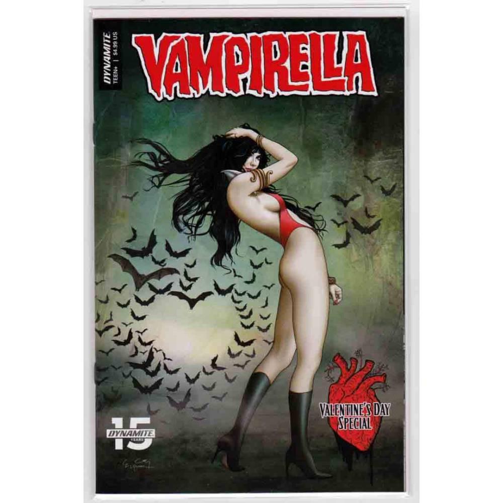 Vampirella Valentines Day Special 01