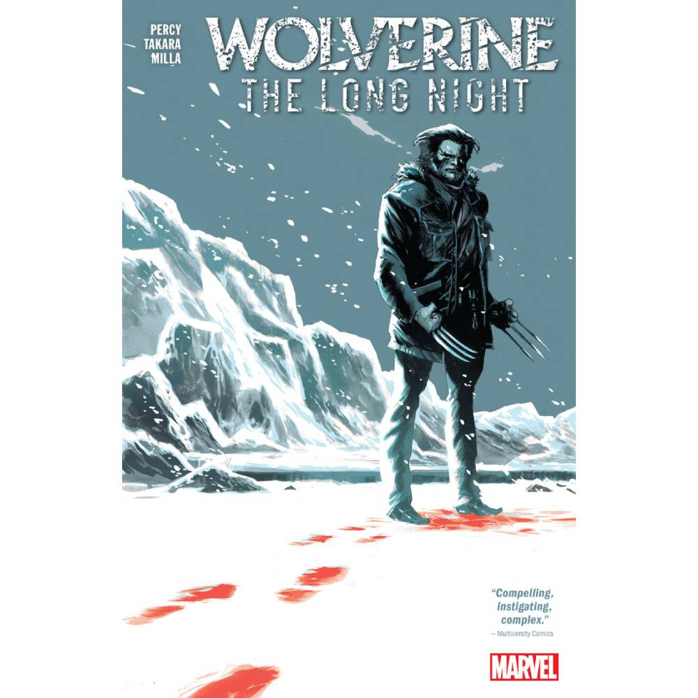 Wolverine TP Long Night