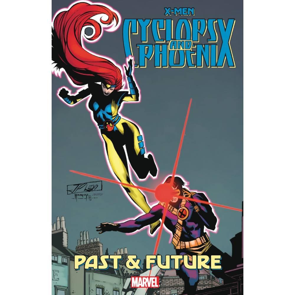 X-Men Cyclops & Phoenix Past & Future TP imagine