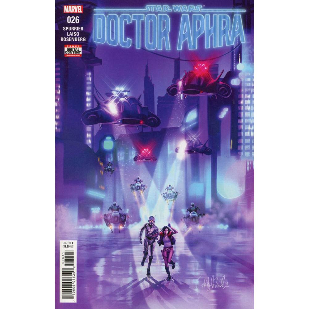 Story Arc - Doctor Aphra - Worst Among Equals