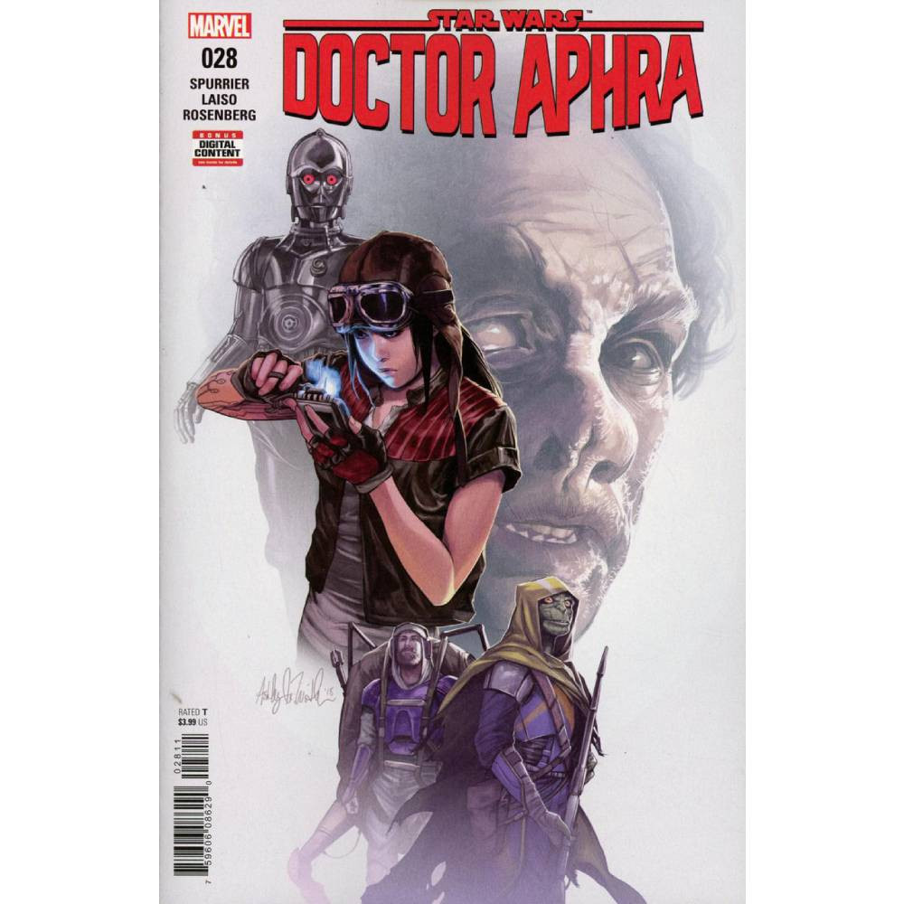 Story Arc - Doctor Aphra - Worst Among Equals - 2