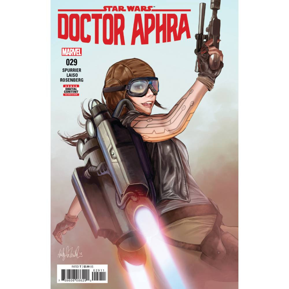Story Arc - Doctor Aphra - Worst Among Equals - 3