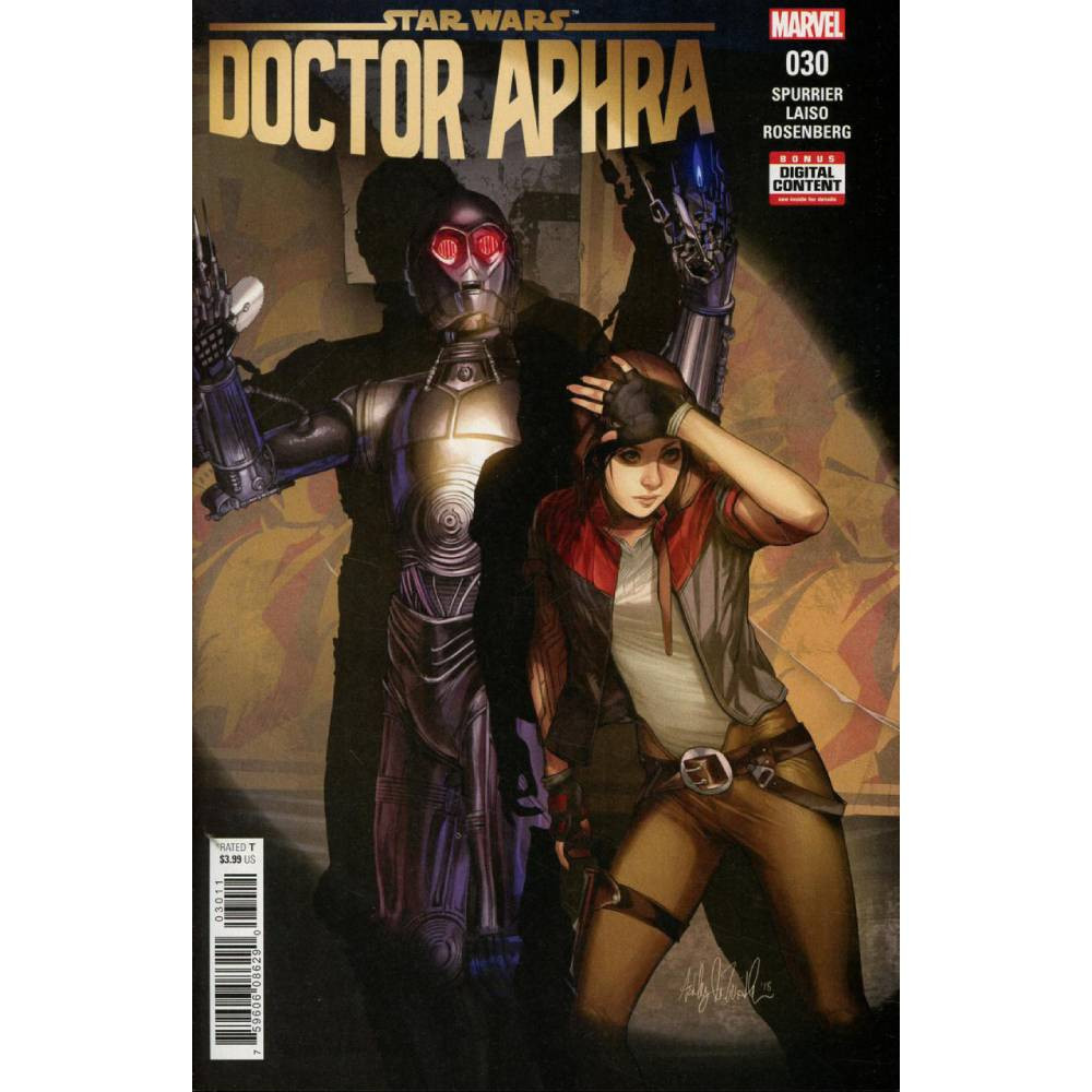 Story Arc - Doctor Aphra - Worst Among Equals - 4