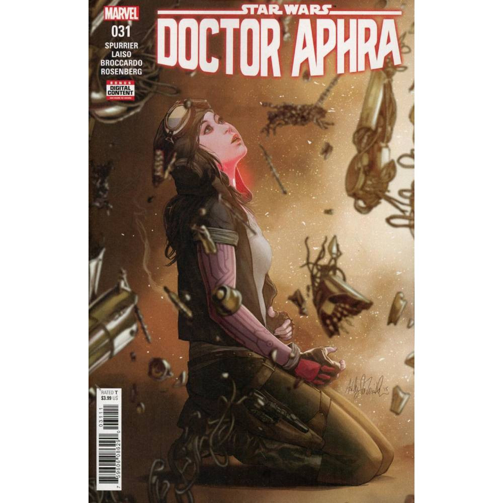 Story Arc - Doctor Aphra - Worst Among Equals - 5