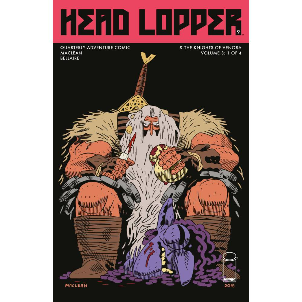 Story Arc - Head Lopper - And the Knights of Venora