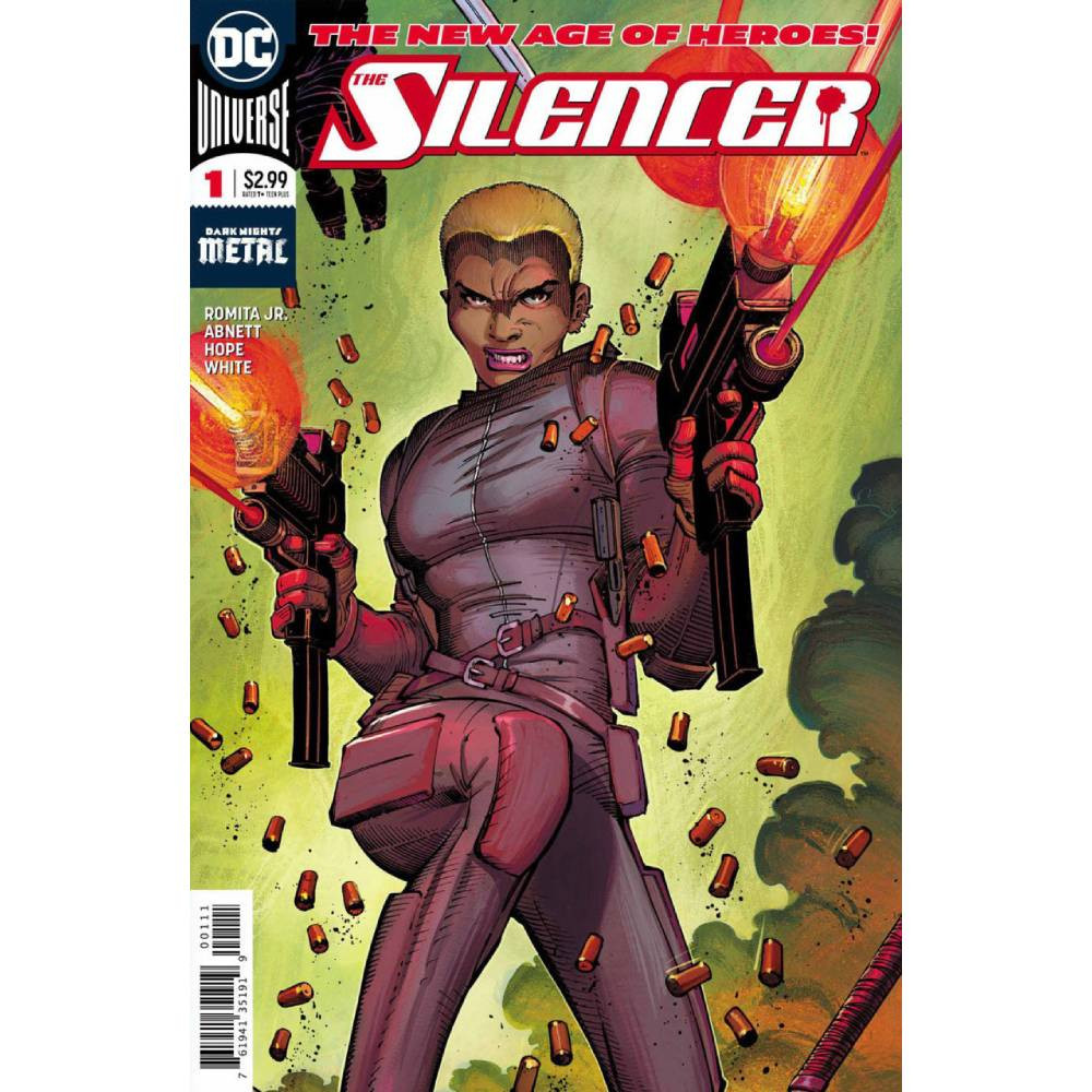 Story Arc - Silencer - Code of Honor