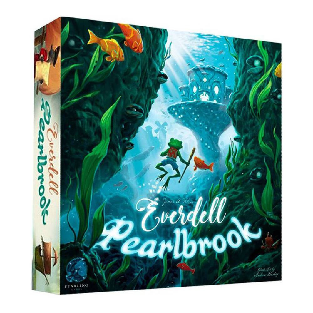 Expansiune Everdell Pearlbrook