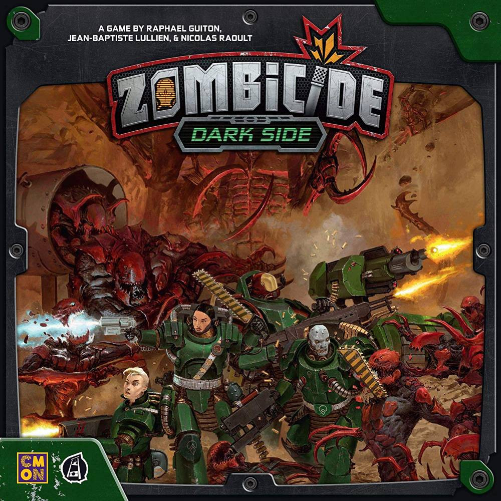 Expansiune Zombicide Invader - Dark Side