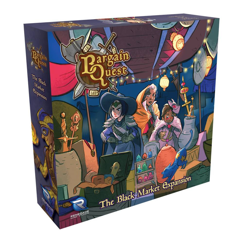 Expansiune Bargain Quest The Black Market