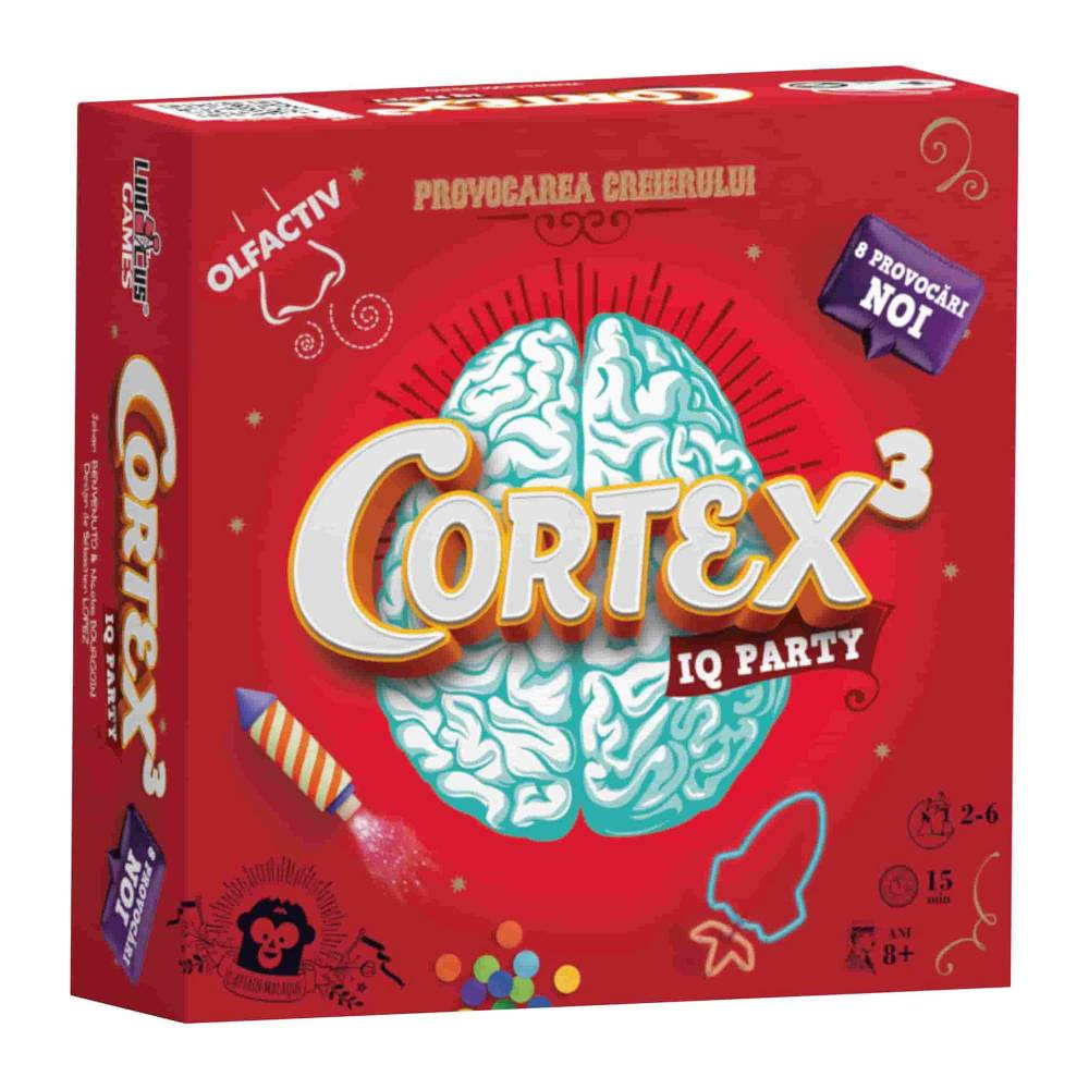 Joc Cortex 3 Editie in Limba Romana