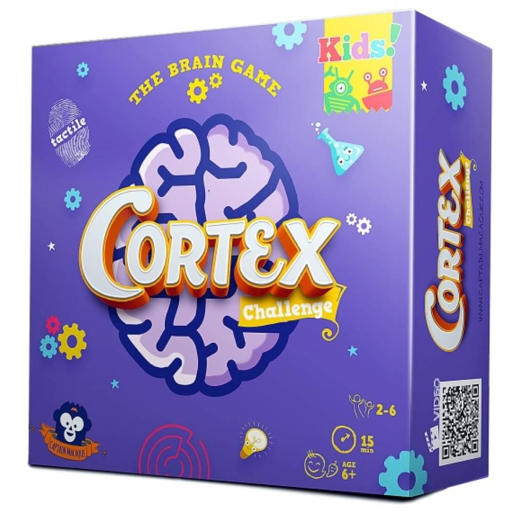 Joc Cortex Kids Editie in Limba Romana