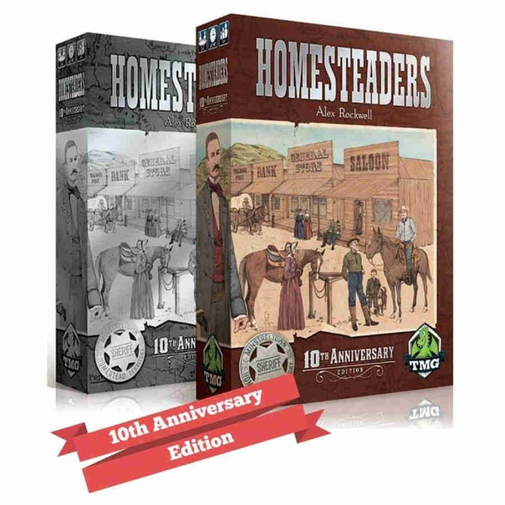 Joc Homesteaders 10th Anniversary Edition