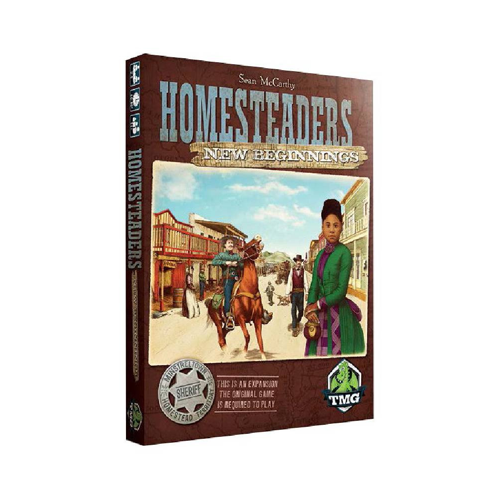 Expansiune Homesteaders New Beginnings