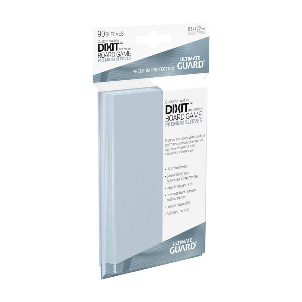 Sleeve-uri Ultimate Guard Premium Soft Sleeves pentru Dixit 90 Bucati