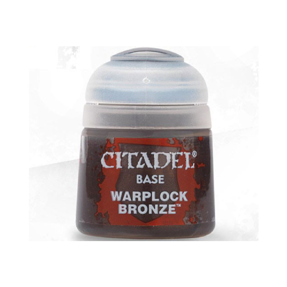 Vopsea Warhammer Base Paint Warplock Bronze