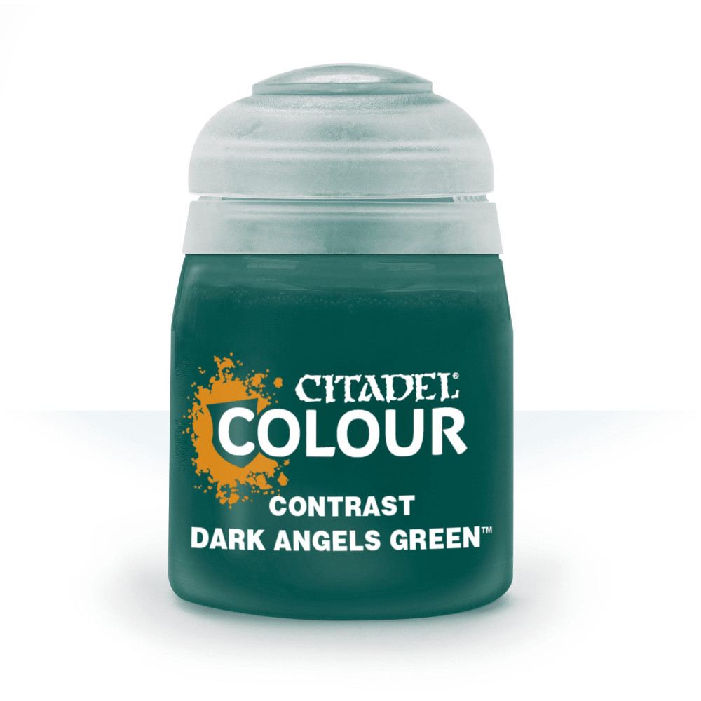 Vopsea Warhammer Contrast Paint Dark Angels Green
