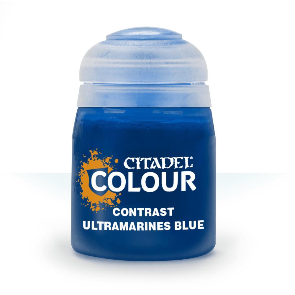 Vopsea Warhammer Contrast Paint Ultramarines Blue