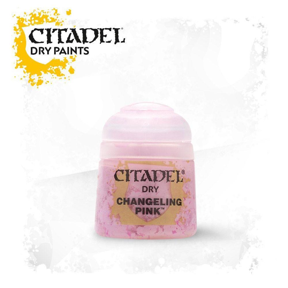 Vopsea Warhammer Dry Paint Changeling Pink