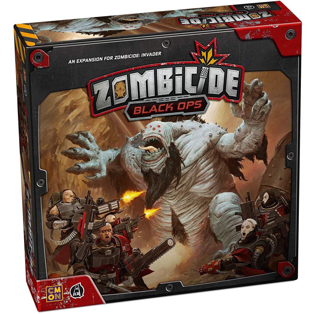 Expansiune Zombicide Invader Black Ops