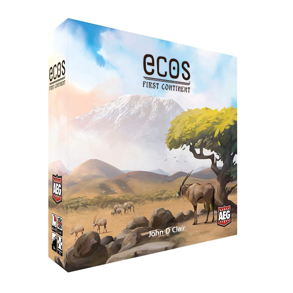 Joc Ecos First Continent