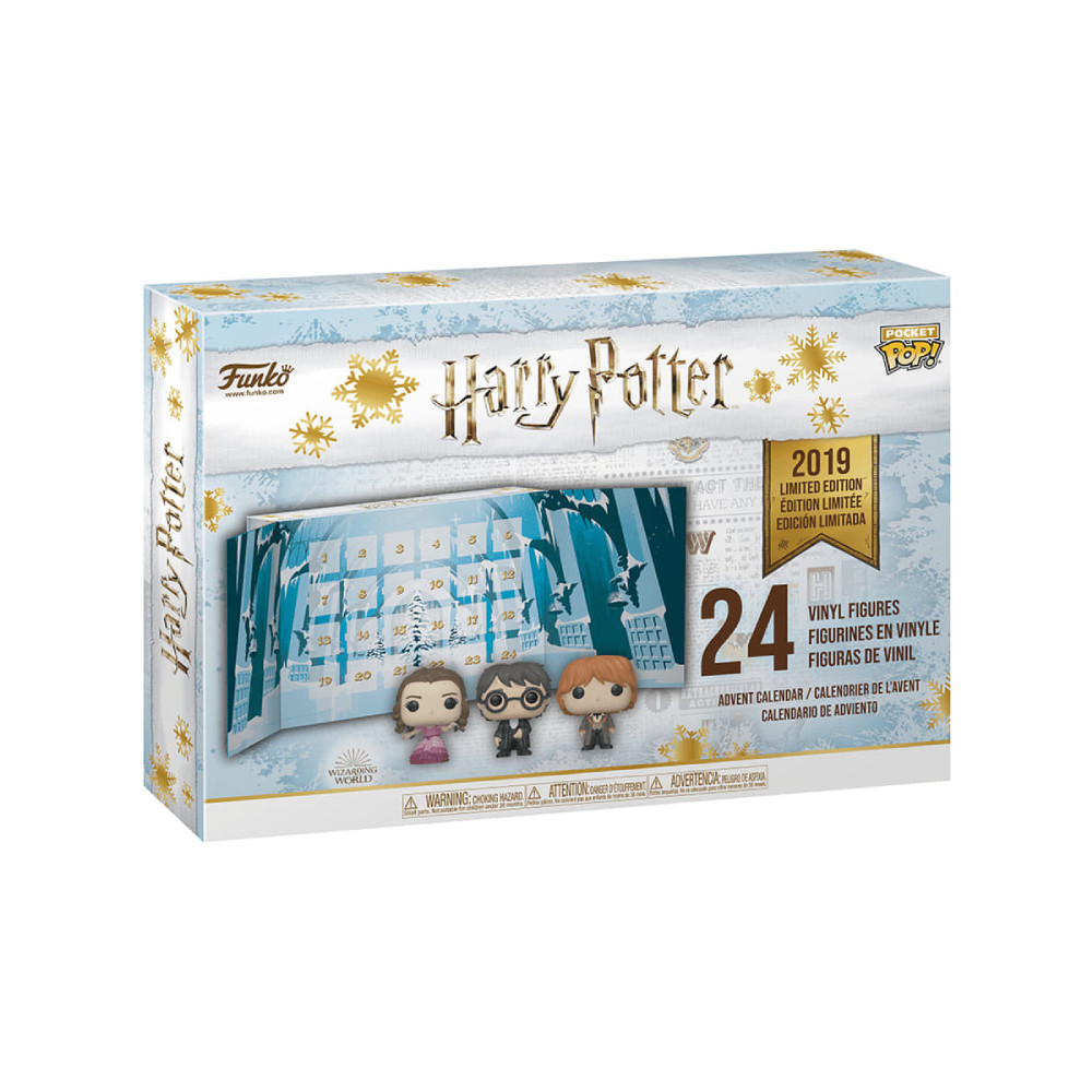 Calendar Advent Funko Harry Potter 24 Piese 2019 imagine