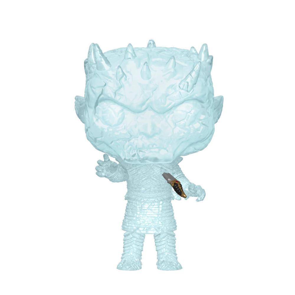 Figurina Funko Pop Game of Thrones S8 Night King cu Pumnal in Piept