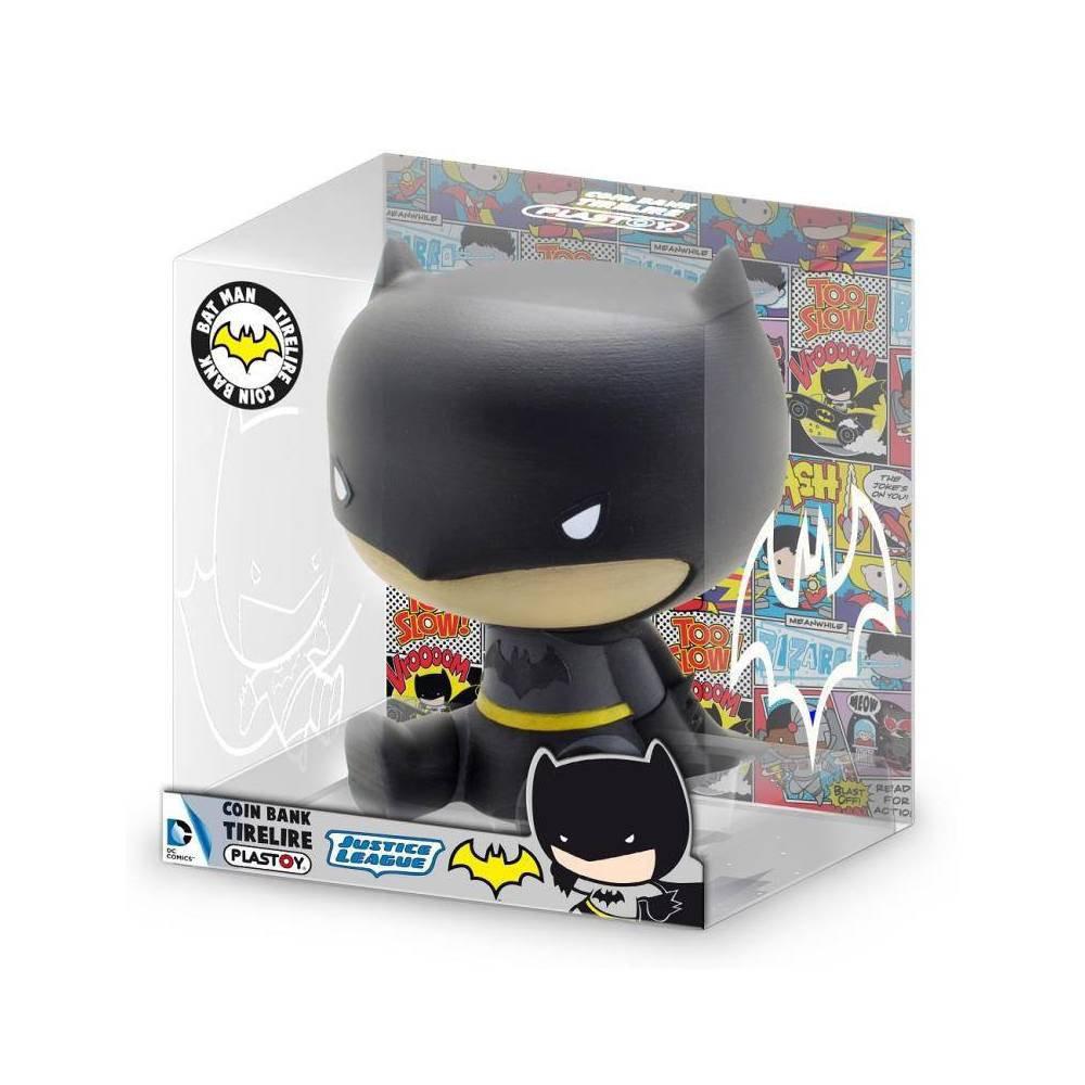 Pusculita Justice League Chibi Bust Bank Batman 17 cm