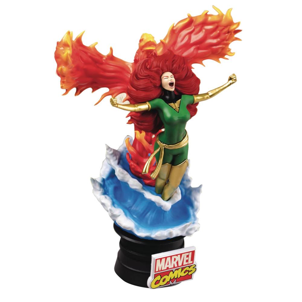 Figurina Marvel Comics D-Stage PVC Diorama Phoenix 15 cm