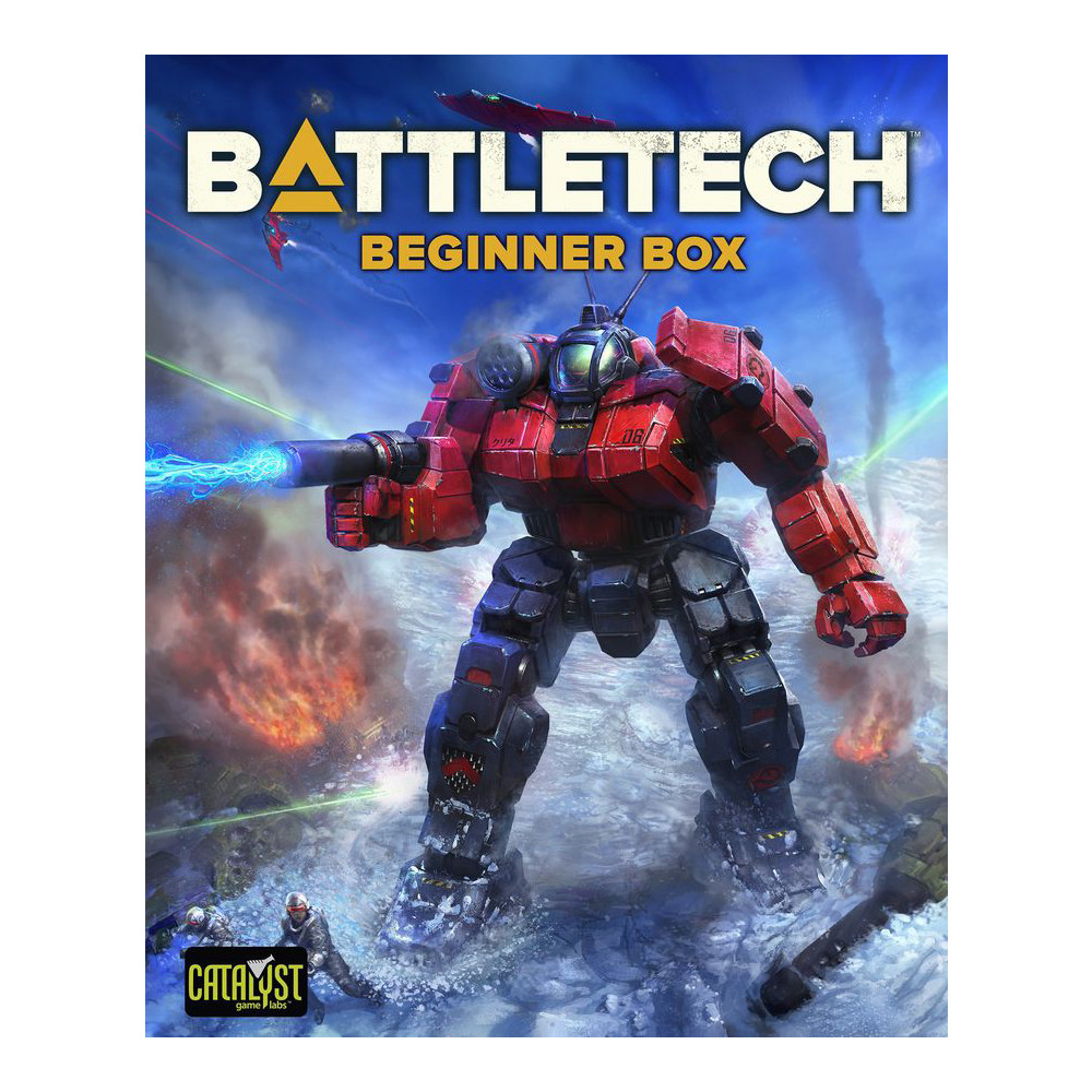 Joc Battletech Beginner Box