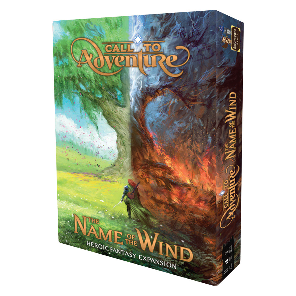 Expansiune Call to Adventure Name of the Wind