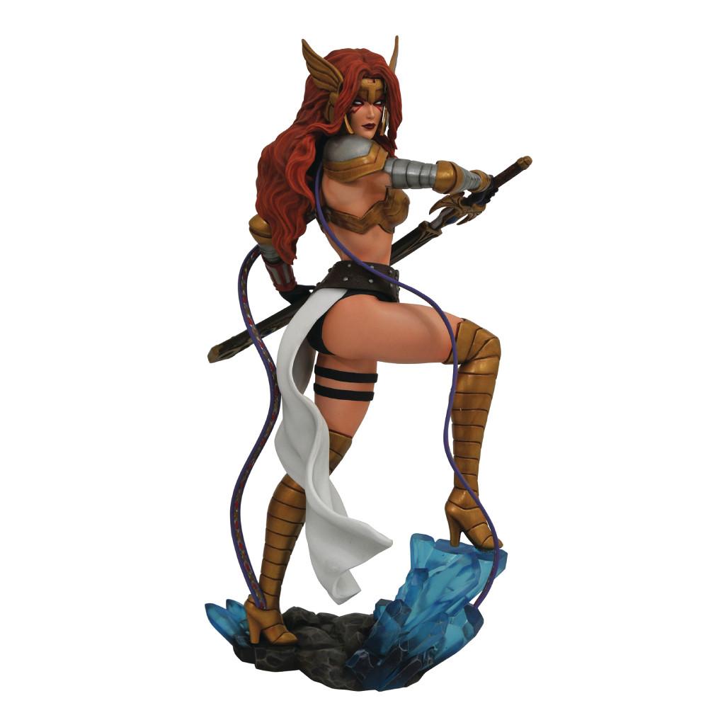 Figurina Marvel Gallery Angela Comic