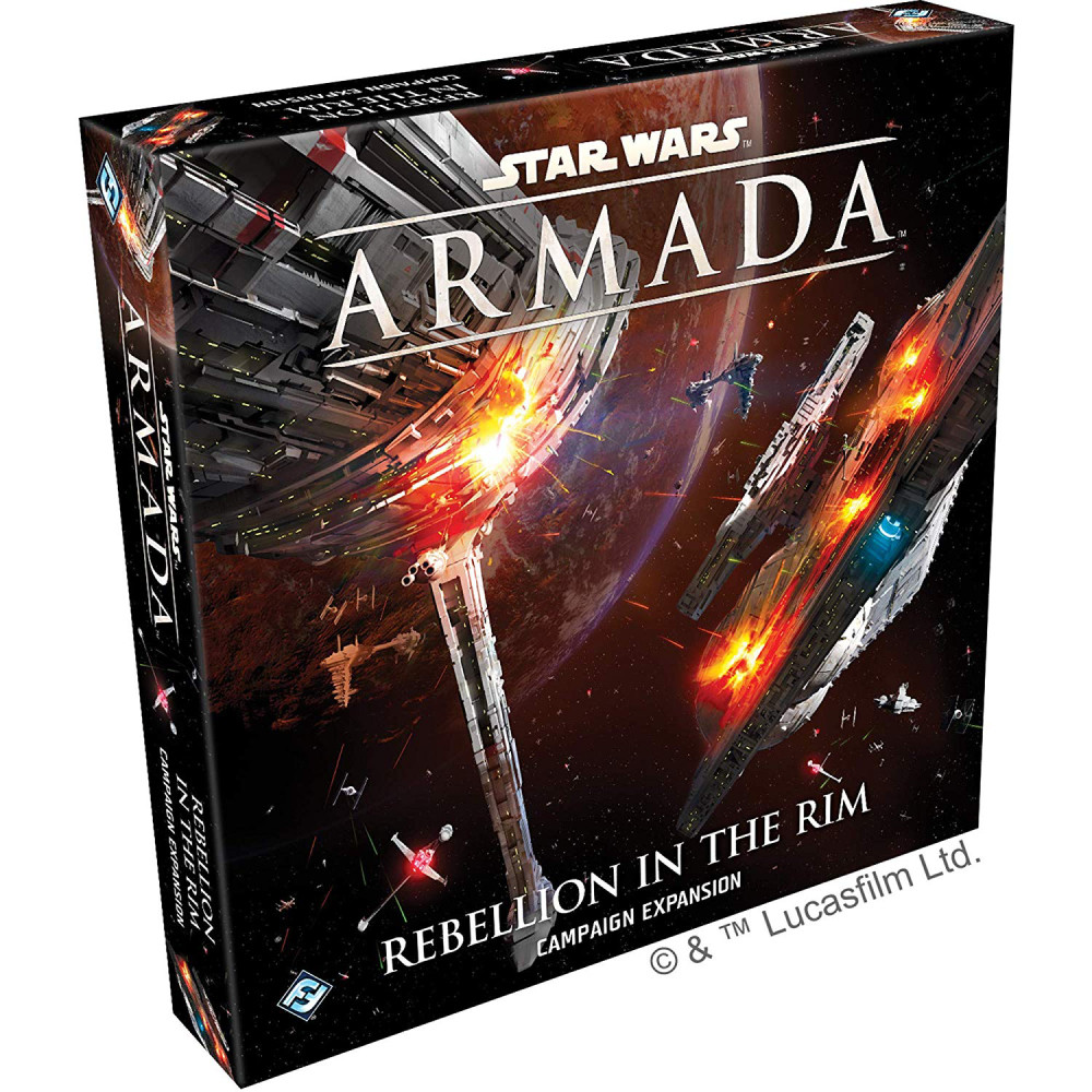 Expansiune Star Wars Armada Rebellion in the Rim Campaign