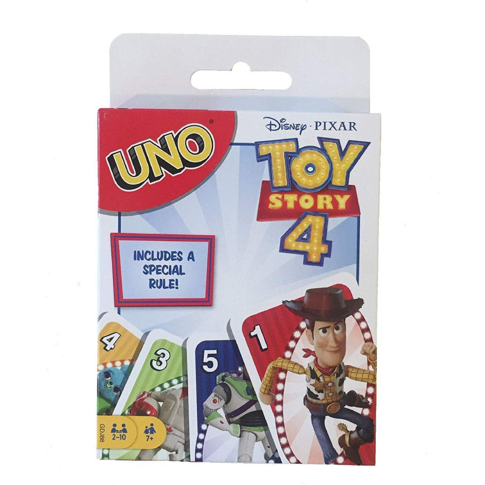 Joc Toy Story 4 Uno