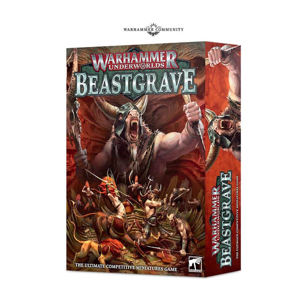 Joc Warhammer Underworlds Beastgrave