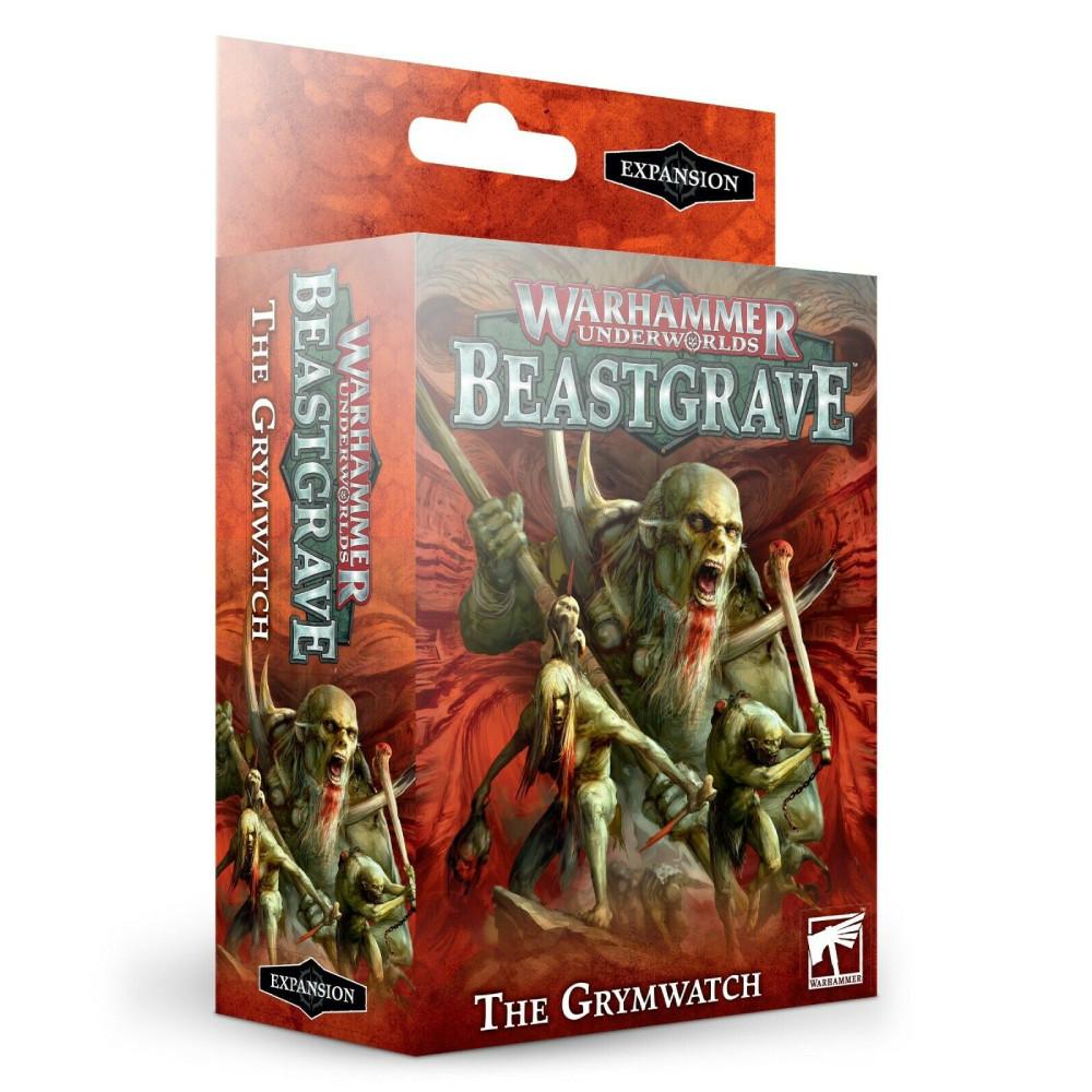 Expansiune Warhammer Underworlds Beastgrave The Grymwatch
