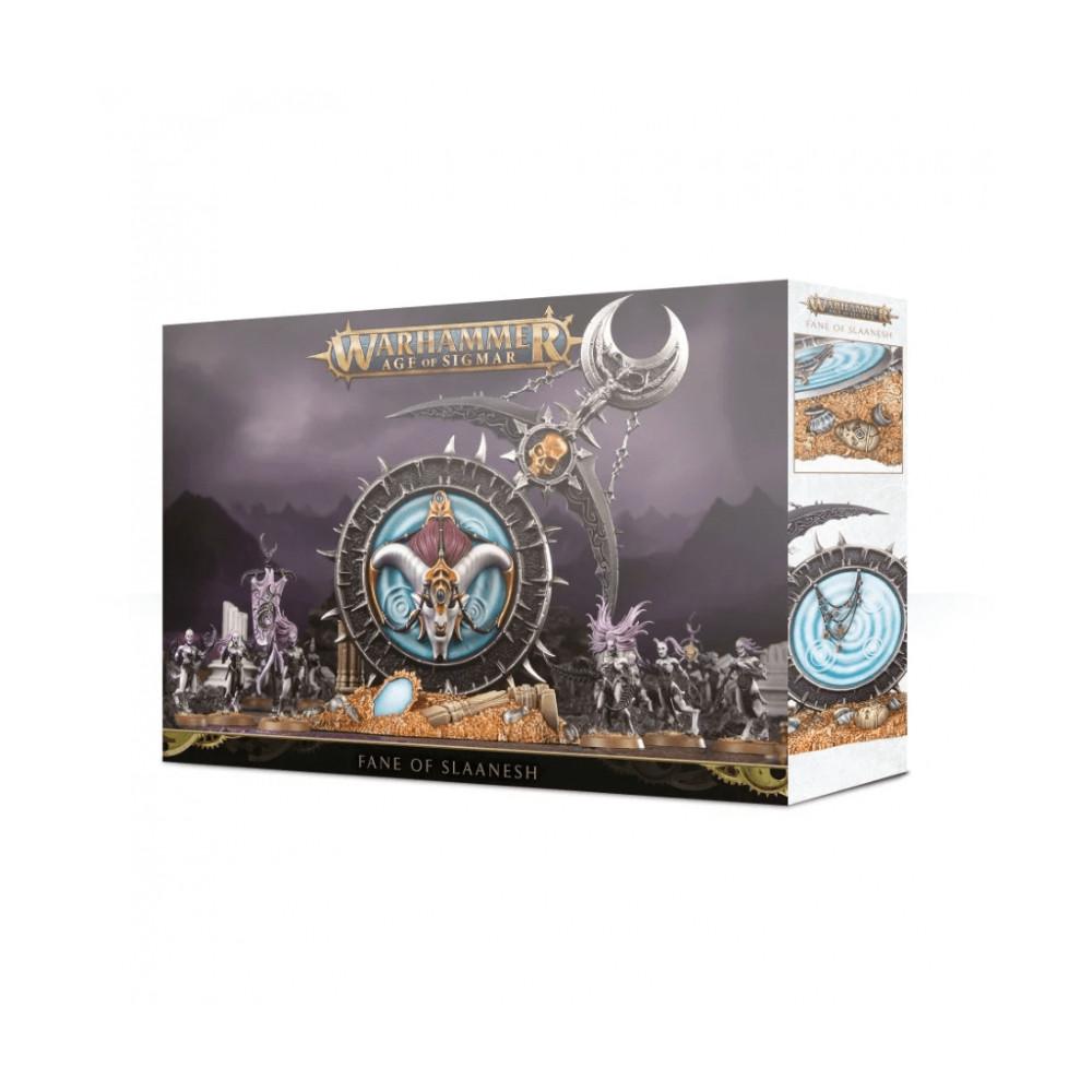 Miniatura Warhammer Age of Sigmar Fane of Slaanesh