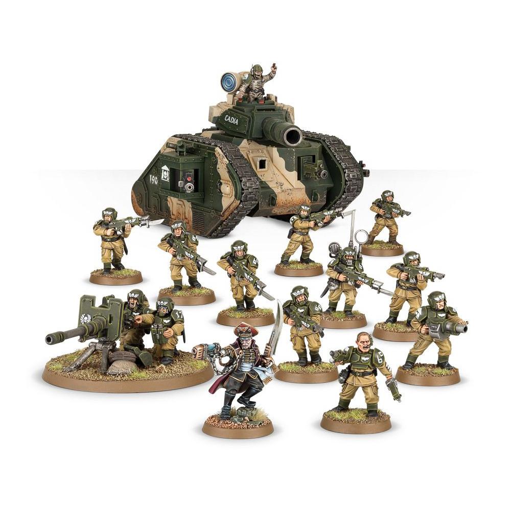 Expansiune Warhammer Start Collecting Astra Militarum - 1