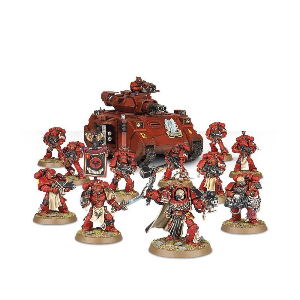 Expansiune Warhammer Start Collecting Blood Angels - 1